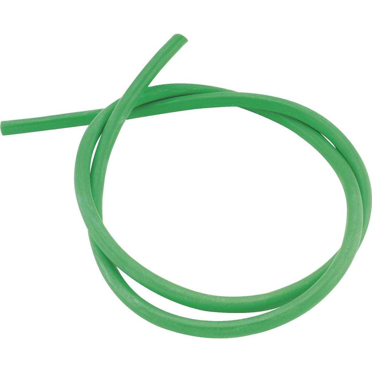 Helix Racing Fuel Line 3/8 IDx1/2 ODx3 Feet Transparent Green