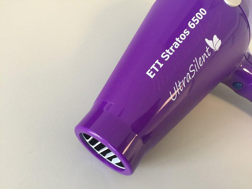 ETI Stratos 6500 Ultra Silent secador 2200 W, 2200: Amazon.es: Salud y cuidado personal