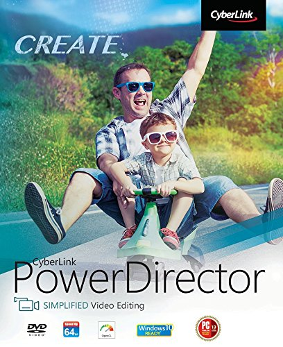 PowerDirector 16 Deluxe [PC Download] by Cyberlink