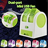 MSE Mini Handheld Portable Fan Air Conditioning Conditioner Water Cool Cooler Usb Fan Portable Office Desk Usb Mini Fan Personal Fan ( Buy and Get 1 Pc Selfie Flash Light Free )