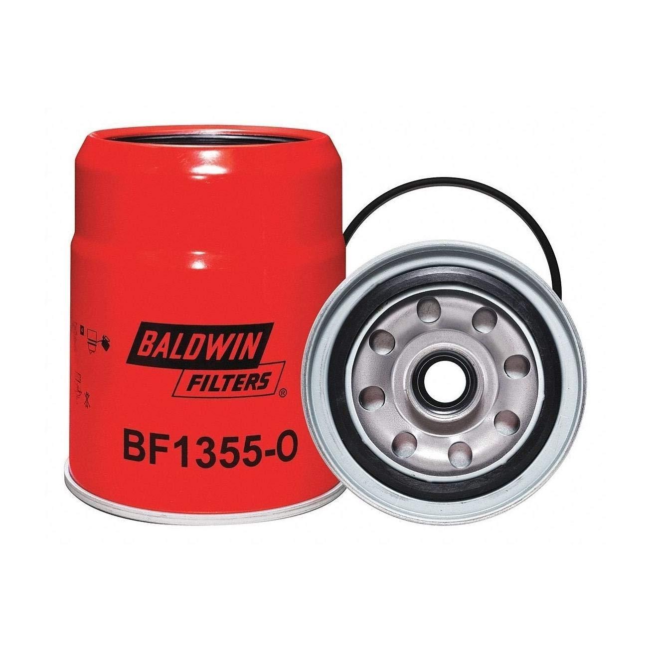 Baldwin BF1355-O Heavy Duty Fuel/Water Separator (6-5/16x4-7/8 In)