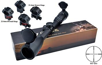 Fortune zielfernrohr rifle scope streamlined