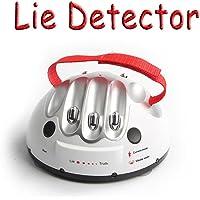 Eachbid Tricky Juguetes Divertidos polígrafo adulto juego prueba choque eléctrico Lie Detector Shocking liar Truth Dare Game