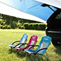 KingCamp Low Sling Beach Camping Folding Chair with Mesh Back by KingCamp