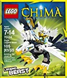 Lego Legends of Chima Eagle Beast Legend (70124)