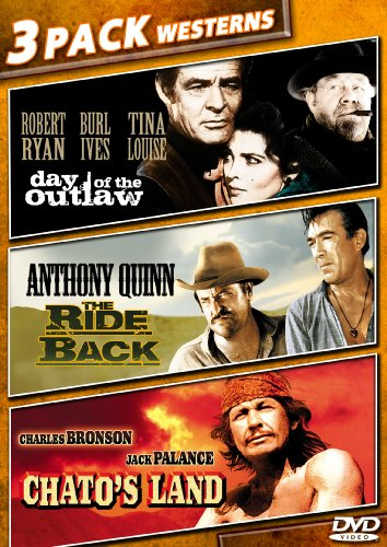 Day of the Outlaw/The Ride Back/Chato's Land