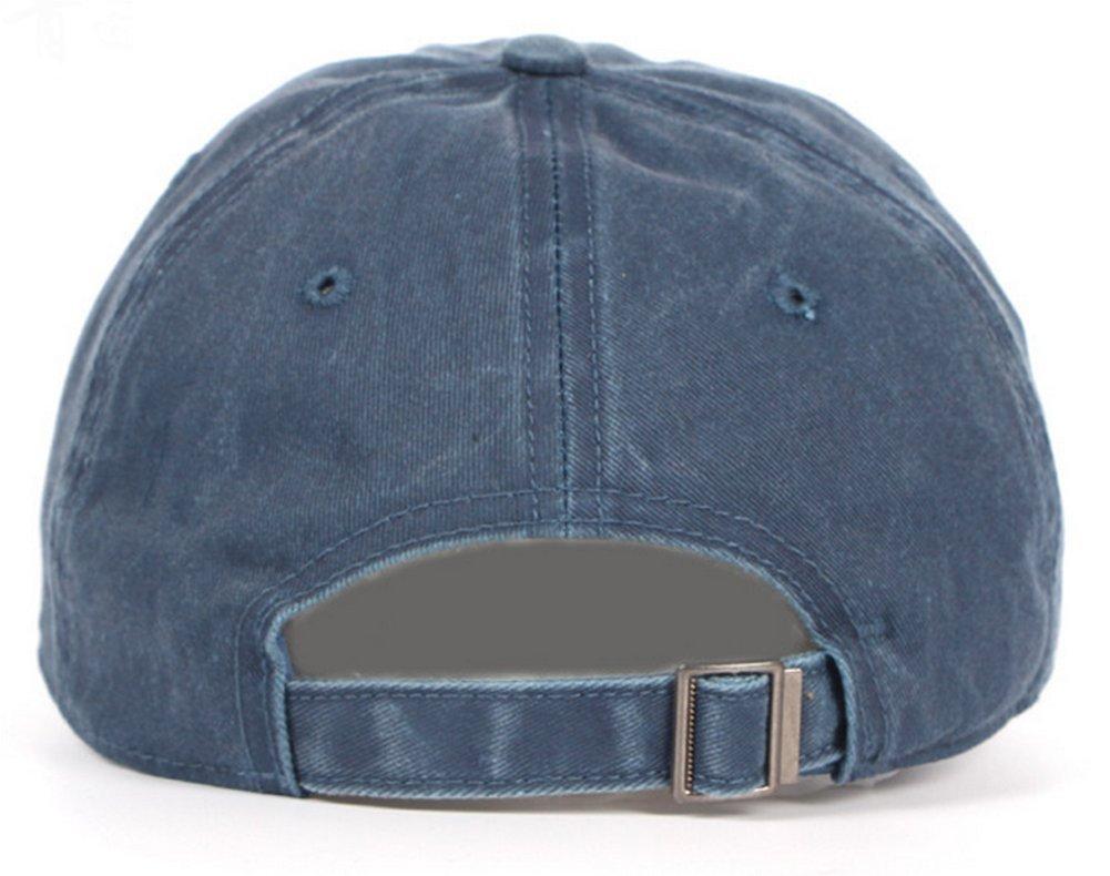Fablcrew da ciclismo tempo libero Dark Blue 55-59 cm regolabile trekking berretto da baseball unisex