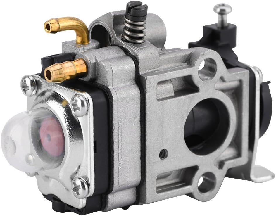 Cortacésped Carburador Grass Trimmer carburador con kits de reparación para la cortadora de cepillo CG430 CG520 BC430 BC520