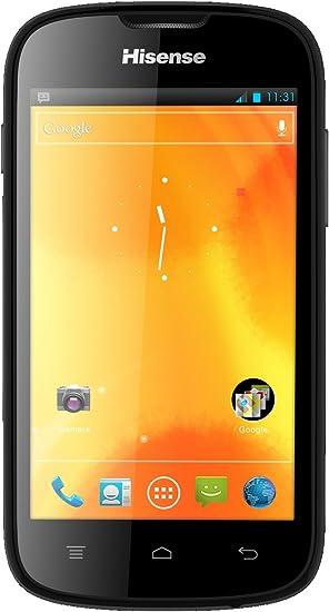 Hisense U912a - Smartphone libre Android (pantalla 4