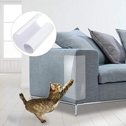 Wifehelper 2 Unids Sofá Protectora Gato Anti-arañazos ...