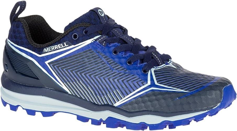 Merrell Crush Escudo de la Mujer Zapatillas de Running, Mujer, Surf The Web: Amazon.es: Deportes y aire libre