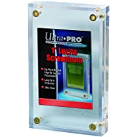 "Ultra PRO 1"" Thick Lucite Screwdown Trading Card Display"