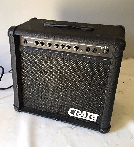 Crate Gx-20m Guitar Amplifier 120 VAC (Acoustic Crate Guitar Amps)