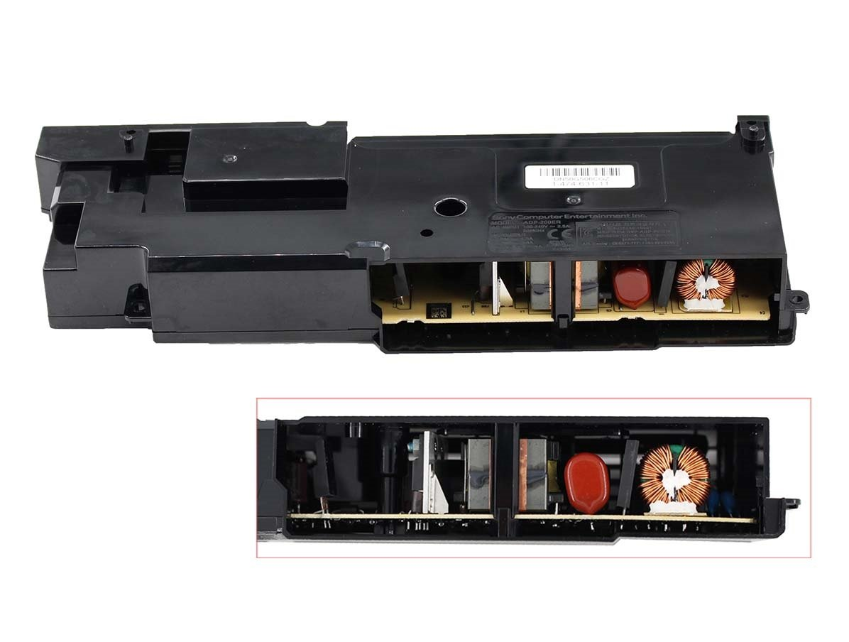 ADP-200ER Power Supply for Sony PS4 CUH-1215A N14-200P1A N14-200P1A by MOTOKU