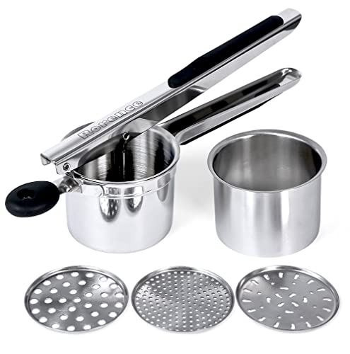 Rorence Stainless Steel Potato Ricer