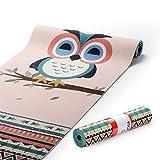 Non Slip Yoga Mat by Chastep - 1/4