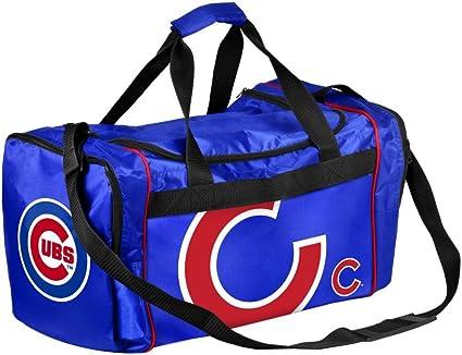 FOCO MLB Core Duffel Gym Bag Los Angeles Dodgers
