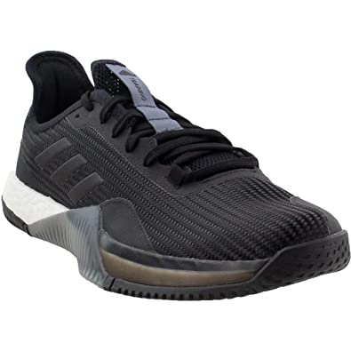 new styles ff645 f8ced Amazon.com  adidas Mens Crazytrain Elite Athletic  Sneakers Black  Shoes