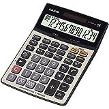 Casio DJ-240D Plus Desktop Calculator (Silver and Black)