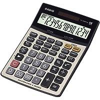 Casio DJ-240D Plus 300 Steps Check and Correct Premium Desktop Calculator with Metallic faceplate & Bigger Screen/Keys (14 Digit)