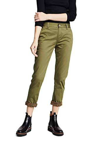 2bafc8a2f6d6f Current/Elliott Women's The Confidant Trousers at Amazon Women's ...