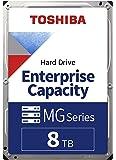 MG06ACA800E Toshiba 8TB SATA 6 Gb/s Enterprise NAS HDD MG Series (New w/Warranty) HDEPV11GEA51 512e 256MB 3.5 Inch 7200…