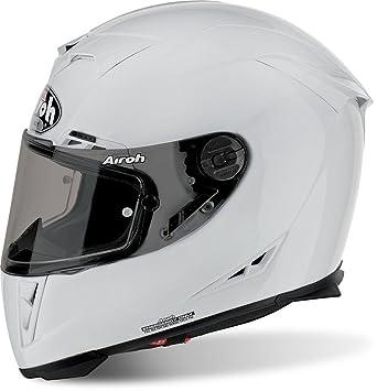 Airoh Casco Integral Casco de Moto GP 500 Color White Gloss M