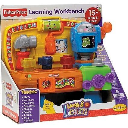 Tremendous Fisher Price Laugh Learn Learning Workbench Age 6 Months 3 Years Inzonedesignstudio Interior Chair Design Inzonedesignstudiocom