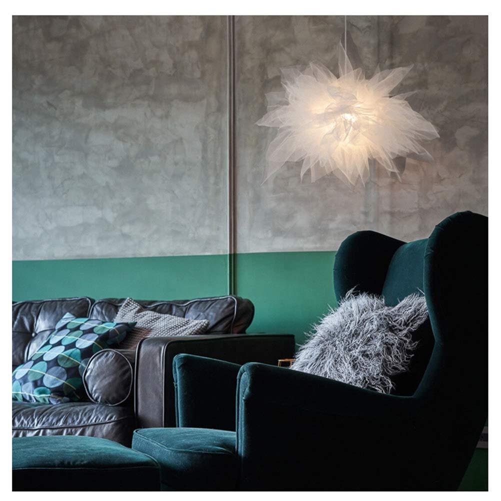 Light-S 北欧寝室ランプレストラン衣料品店暖かいロマンチックなクリエイティブ現代ミニマリストの装飾女の子ペンダントライト   B07TP1YWH5