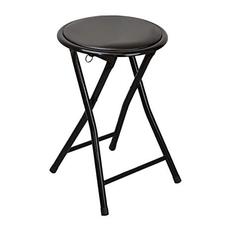 Wondrous Amazon Com Qidi Home Decoration Bar Stool Iron Round Uwap Interior Chair Design Uwaporg