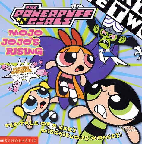 Ppg Twas The Fight Before Christmas.Powerpuff Girls 8 X 8 Books Book Series