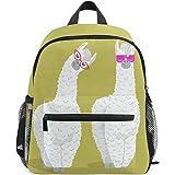 Amazon.com | No Prob-Llama Backpack & Llama Drama