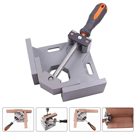 Gorchen Right Angle Clamp 90 Degree Corner Clamp Adjustable Bench