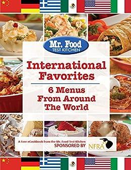 International favorites 6 menus from around the world for Mr cuisine edition plus
