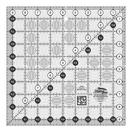 Quilting Rulers & Ruler Racks