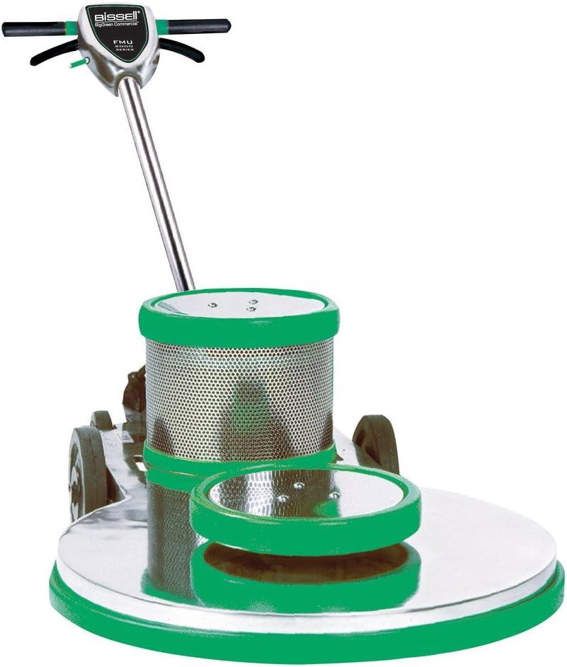 Bissell Big Green 21in.W Burnisher Floor Machine - 1.5 HP, 2000 RPM, Model Number BGDC-21-2000