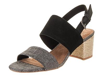 2a4d49e9ad6 TOMS Women s Poppy Suede Sandal