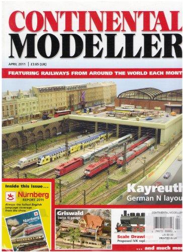 Continental Modeller Magazine (April 2011)
