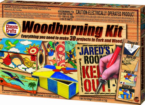 NSI Deluxe 3D Wood Burning by NSI