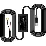 Vantrue Dash Cam Mini USB Car Hard Wire Kit Micro USB Port Car Charger Cable 12V 24V to 5V Universal Vehicle Power Adapter 13FT for Vantrue's all Dashboard Cameras, GPS Navigator, Radar Detectors