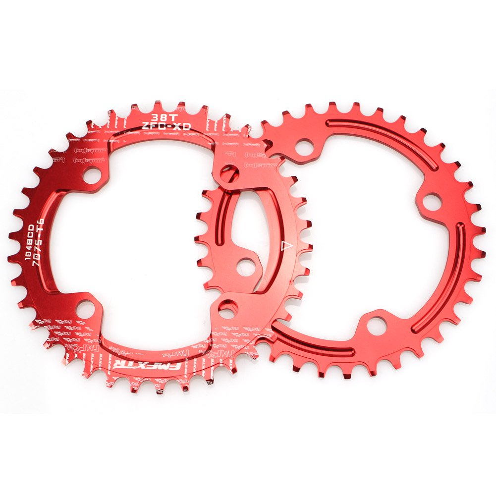Mountain bike Front replacment middle chain ring 104 BCD 32T