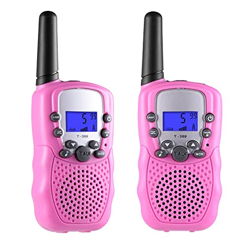 Toys For 3 12 Year Old Boys Teen Girl Gifts Selieve Walkie Talkies