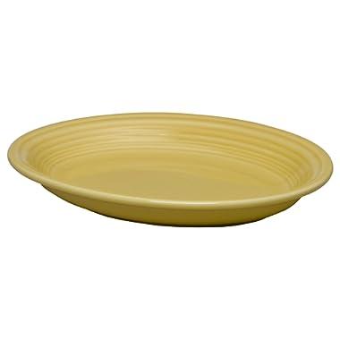 Fiesta 11-5/8-Inch Oval Platter, Sunflower