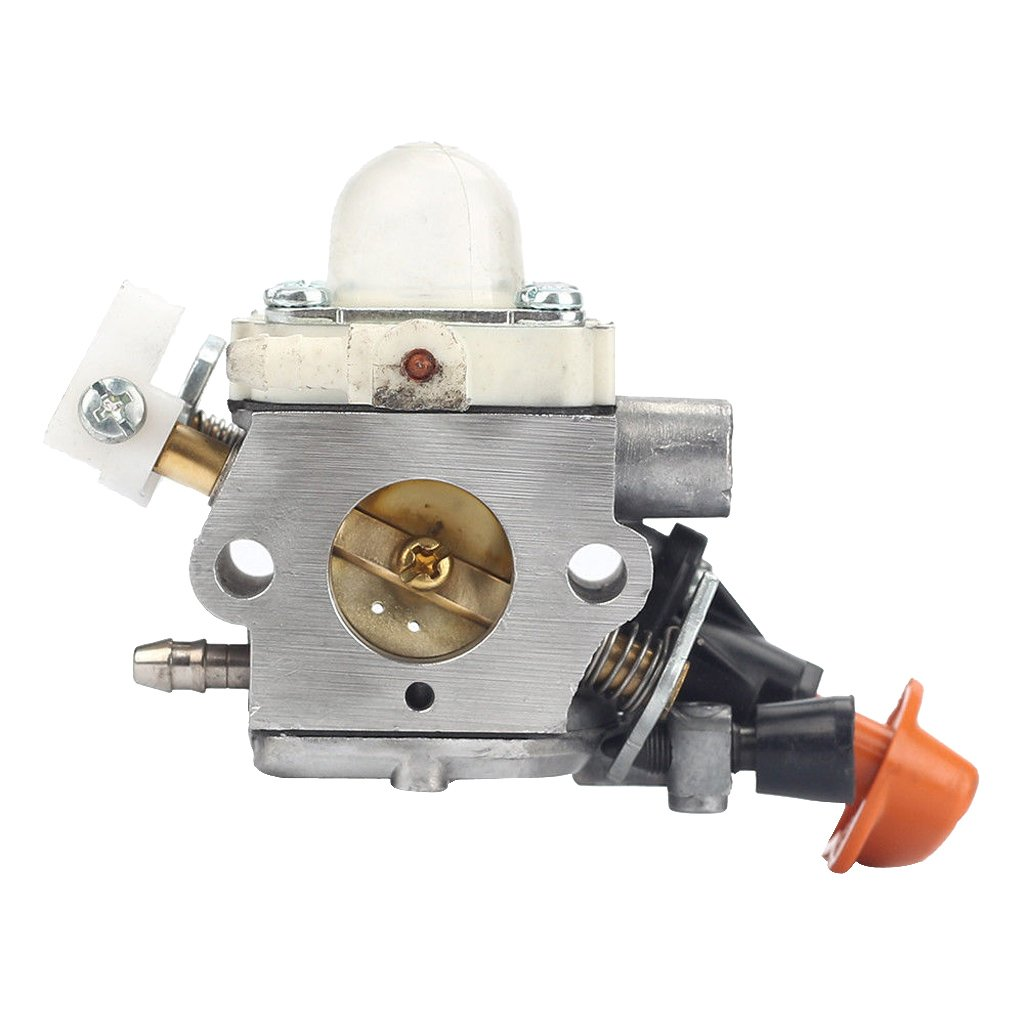 PETSOLA Carburador L/ínea De Combustible Filtro Cebador Bombilla Se Adapta A STIHL FS50 FS56 FS70 FC56 FS70