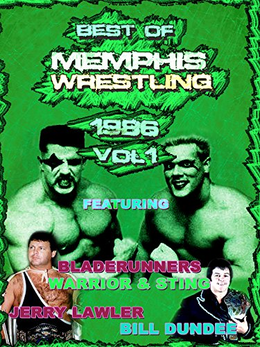 Best Of Memphis Wrestling 1986 Vol 1