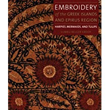 Embroidery of the Greek Islands and Epirus Region