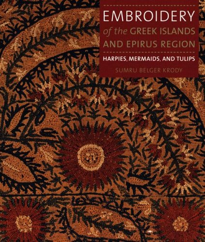 History Greek Costumes (Embroidery of the Greek Islands and Epirus Region)