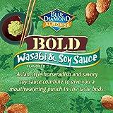 Blue Diamond Almonds Bold Variety Pack - Salt
