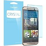 Spigen Film Crystal CR - Protector de pantalla para HTC One M9, transparente