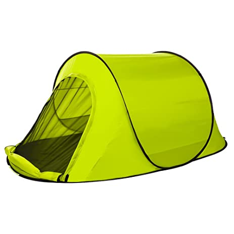 YUEBO Quick Pitch Tent Instant Setup Automatic Pop up Tent C&ing 2 Man Tent  sc 1 st  Amazon.com & Amazon.com : YUEBO Quick Pitch Tent Instant Setup Automatic Pop up ...